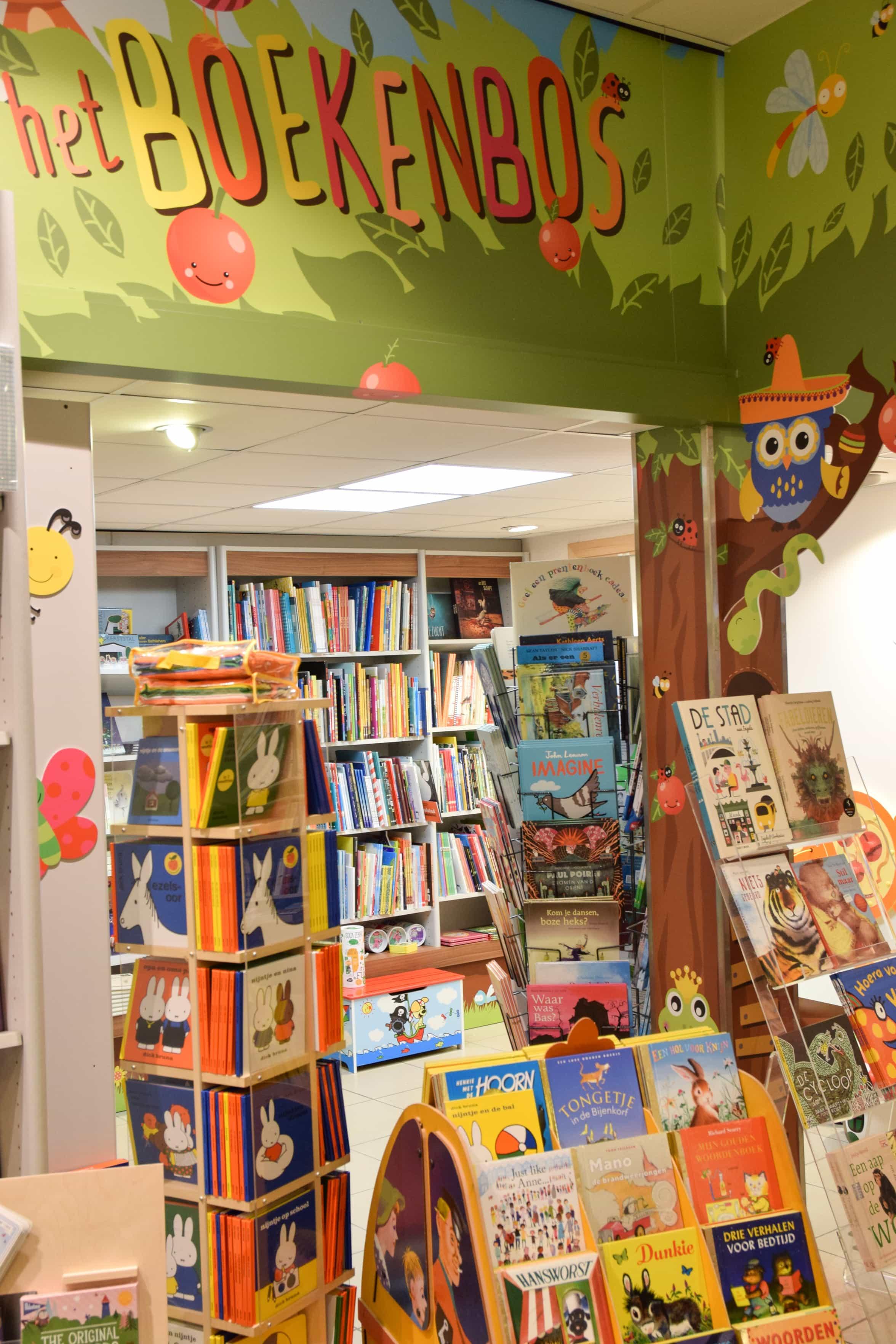 kinderboeken hoorn