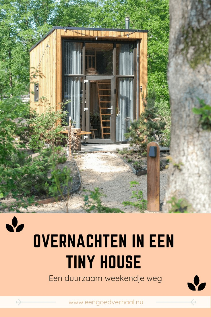 eco overnachtingen in nederland