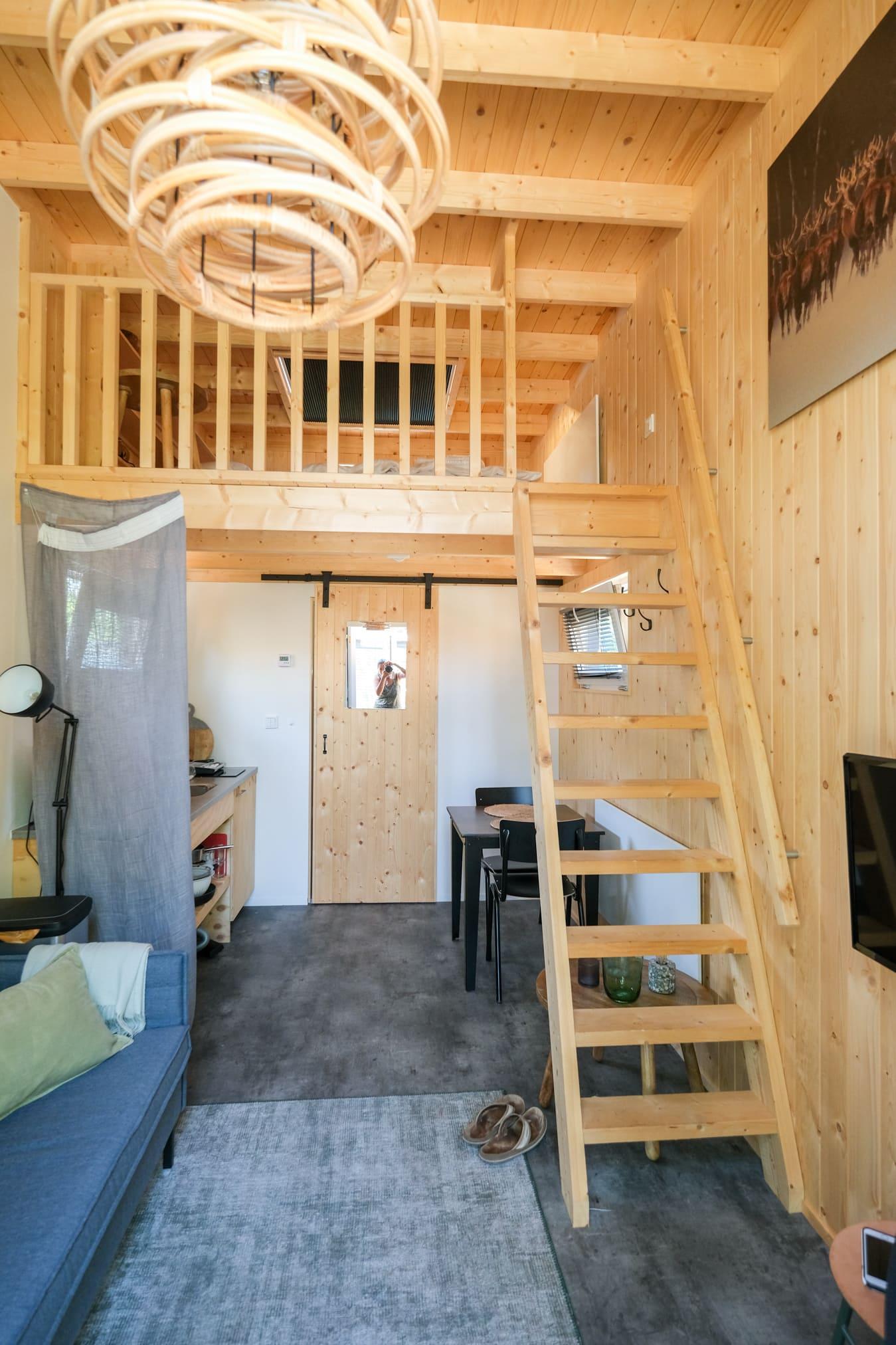 binnenkijker tiny house droomparken