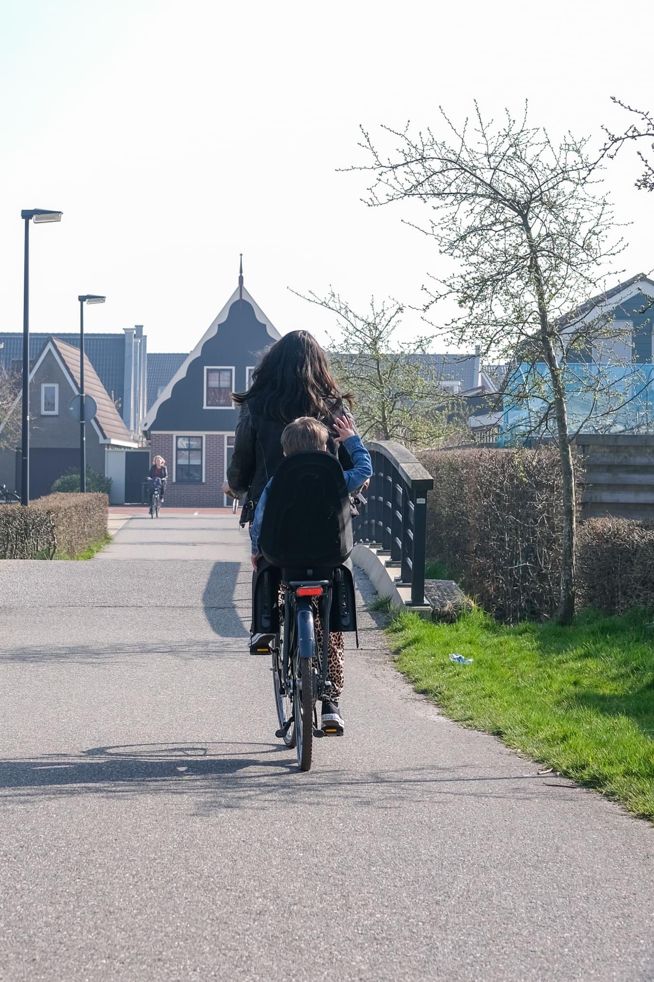 milieubewust reizen naar je werk