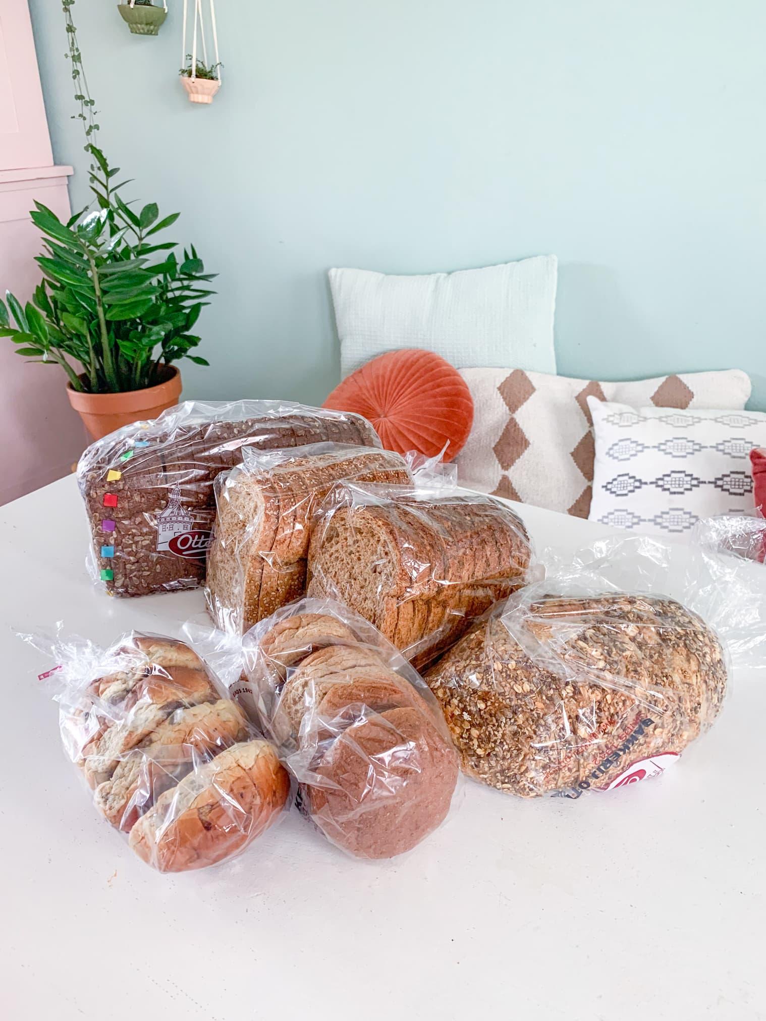 bakker app voedselverspilling