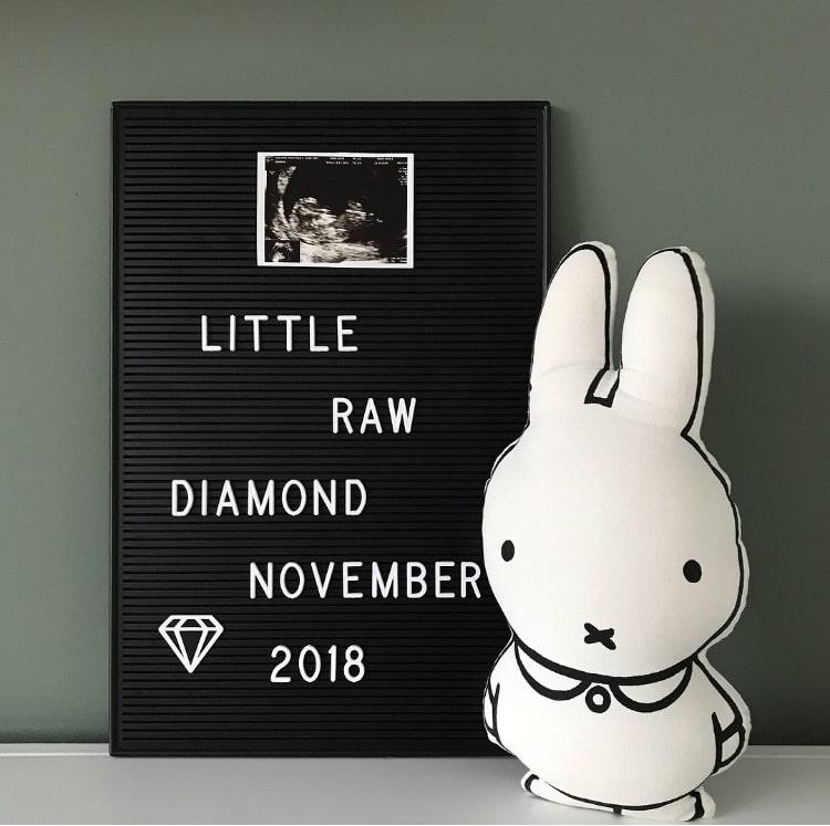raw diamond aankondiging