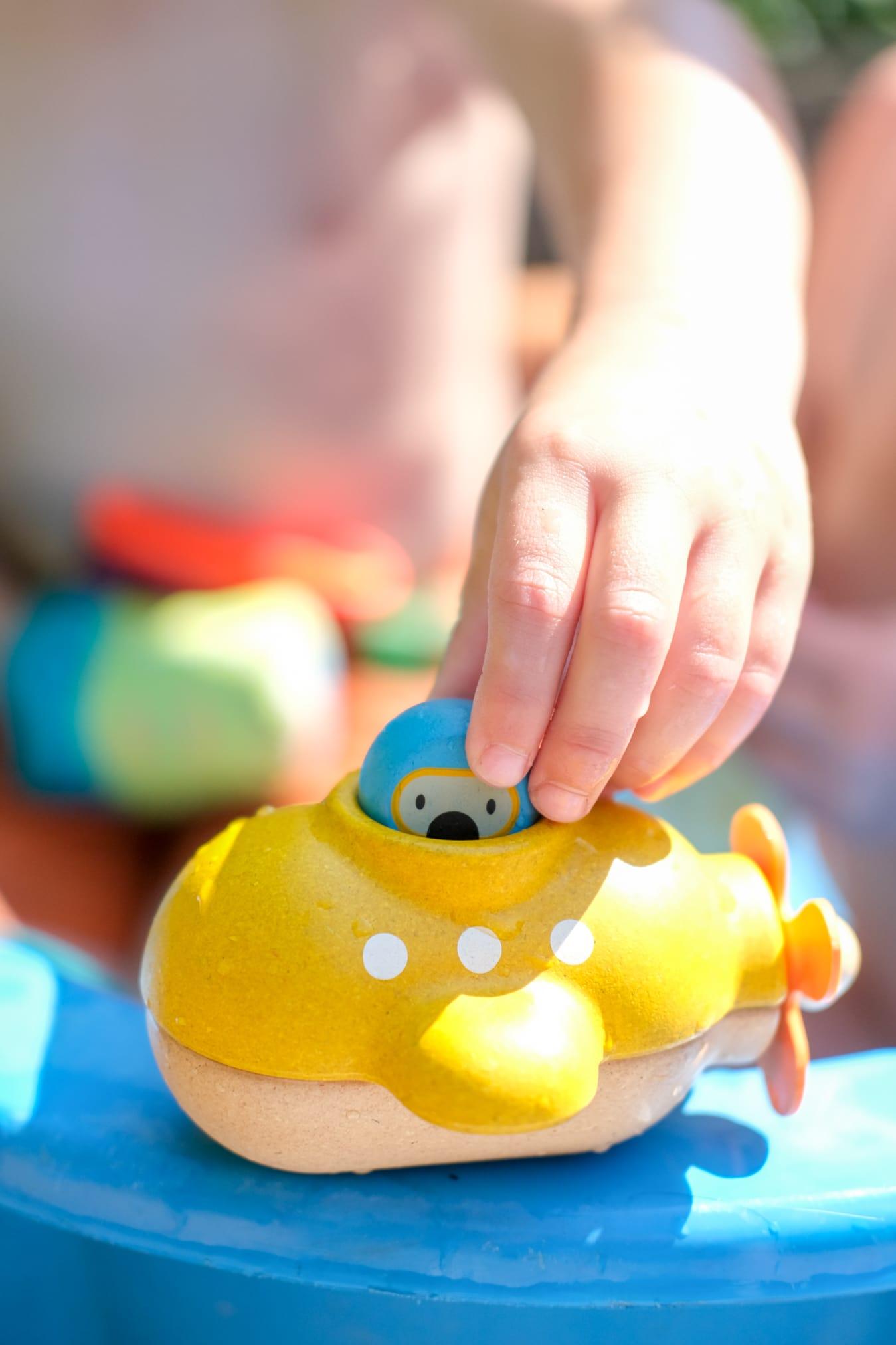 duurzaam speelgoed water