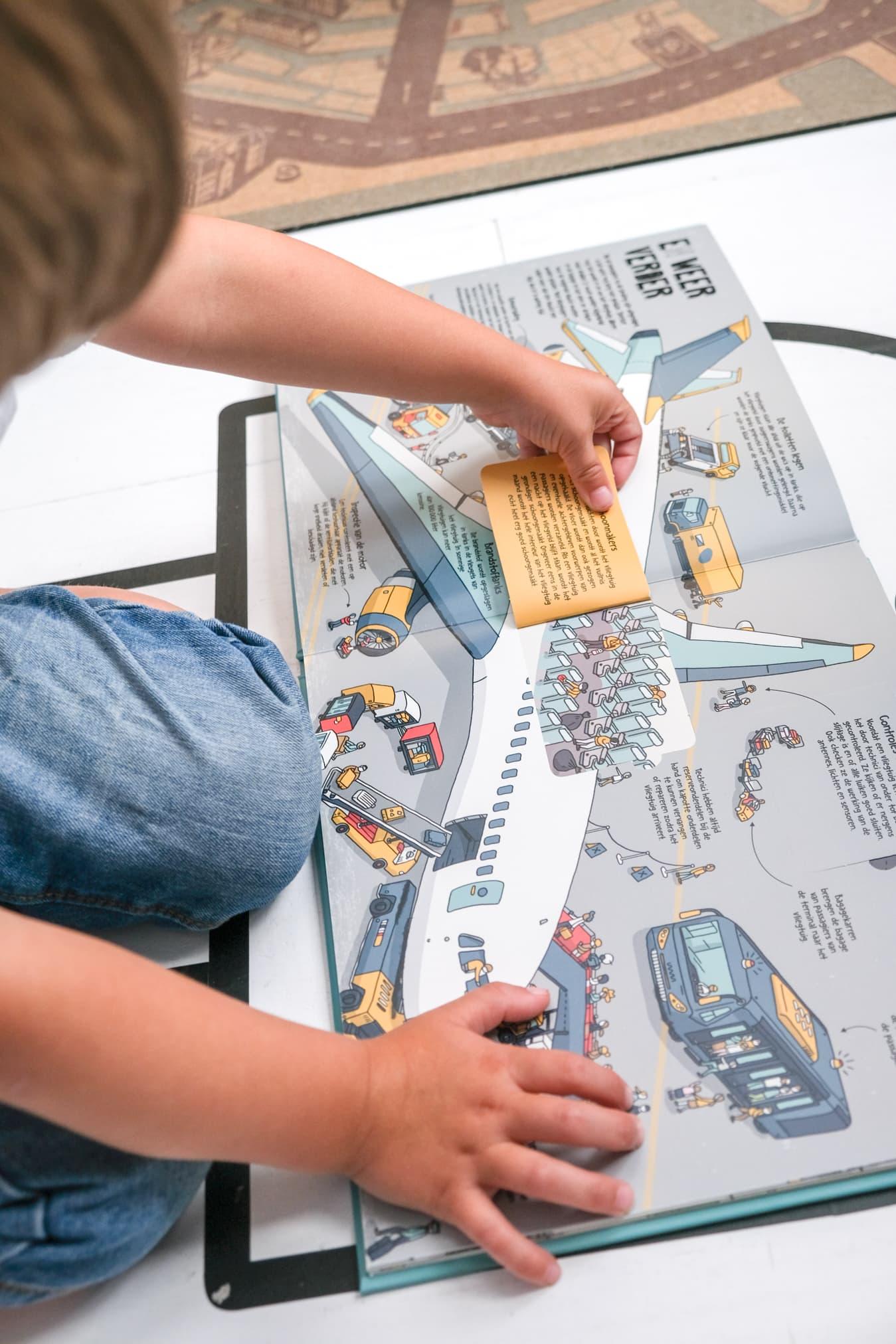 boeken voor thema vervoer kinderboekenweek