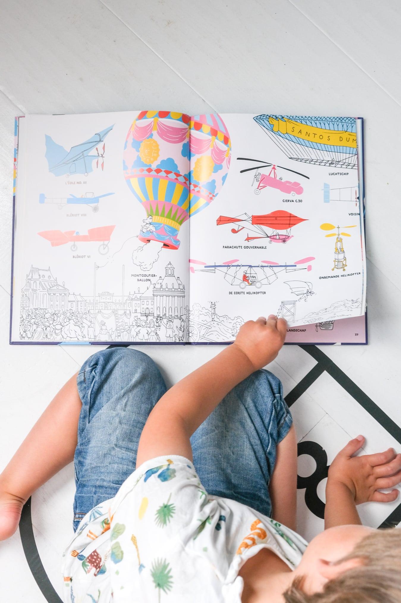 alles wat vliegt kinderboekenweek