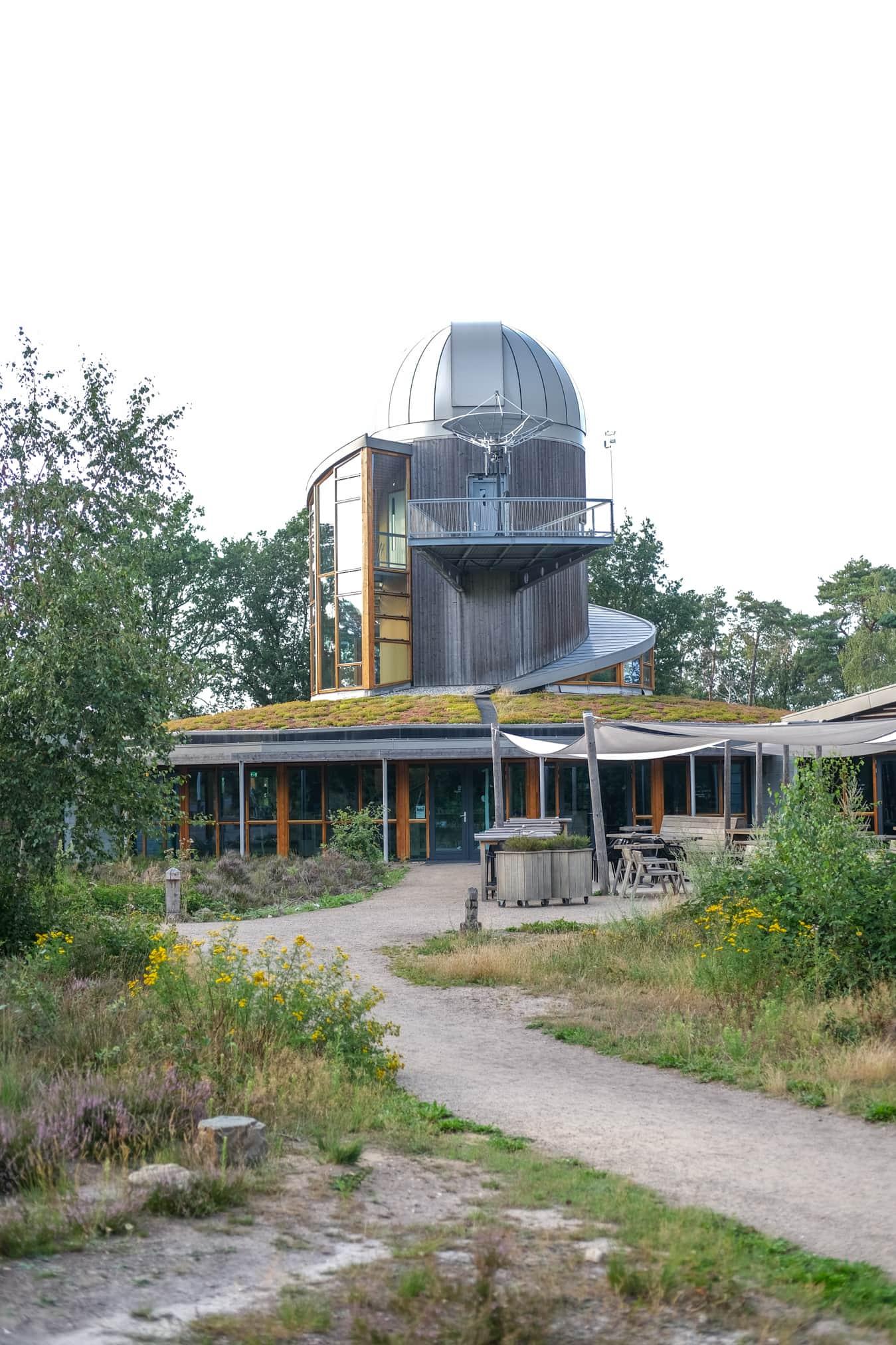 buitencentrum sallandse heuvelrug planetarium