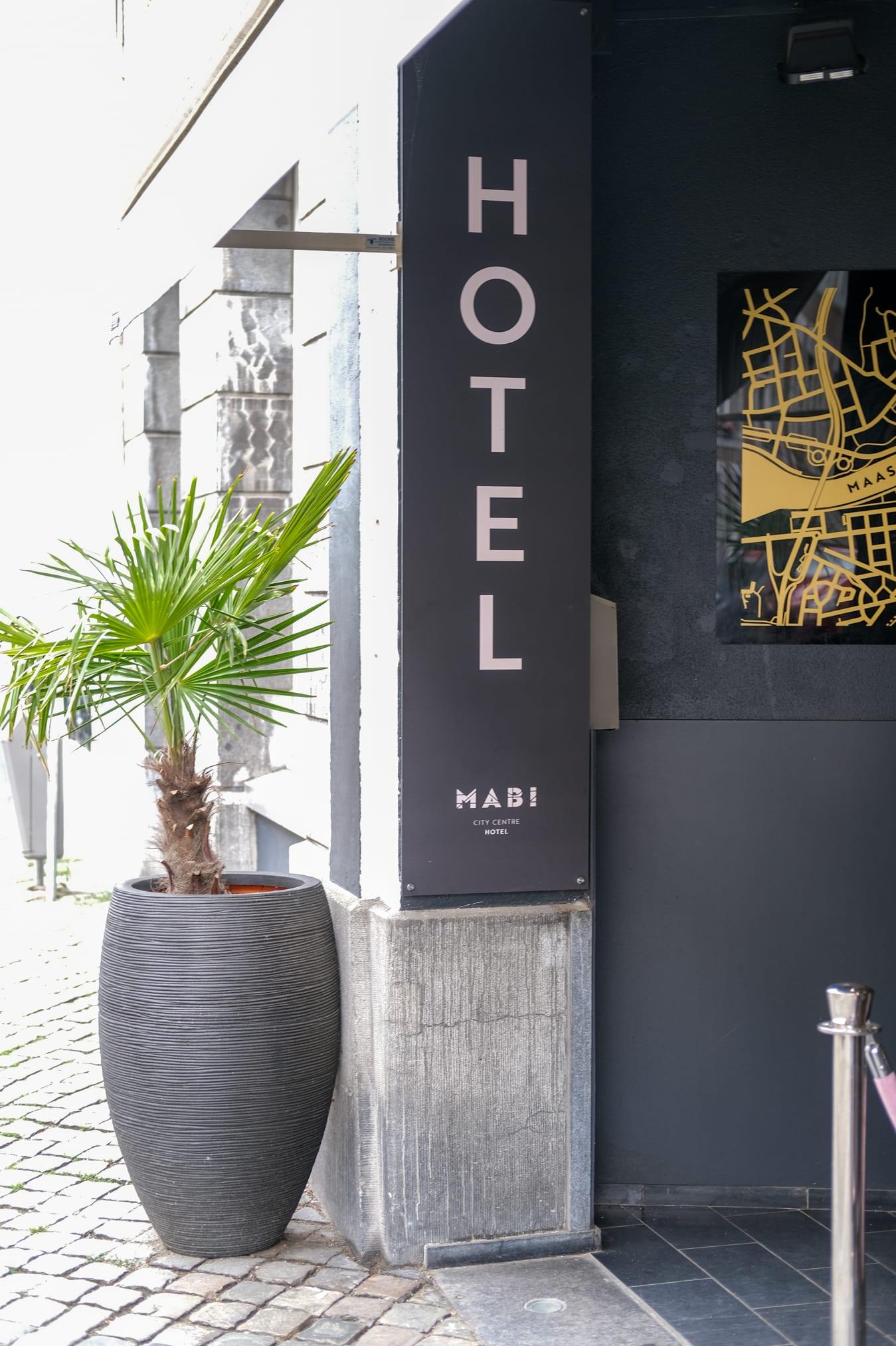 Instagrammable hotel mabi maastricht