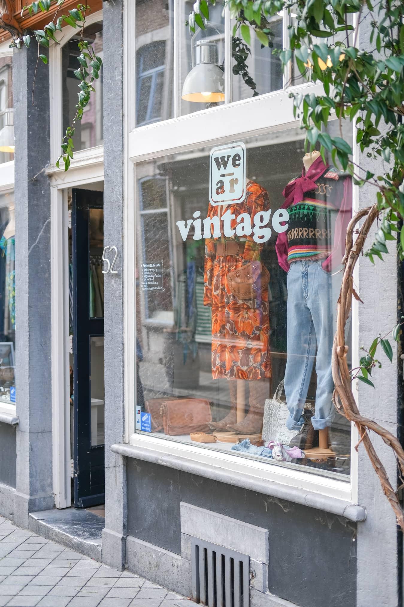 vintage shops maastricht