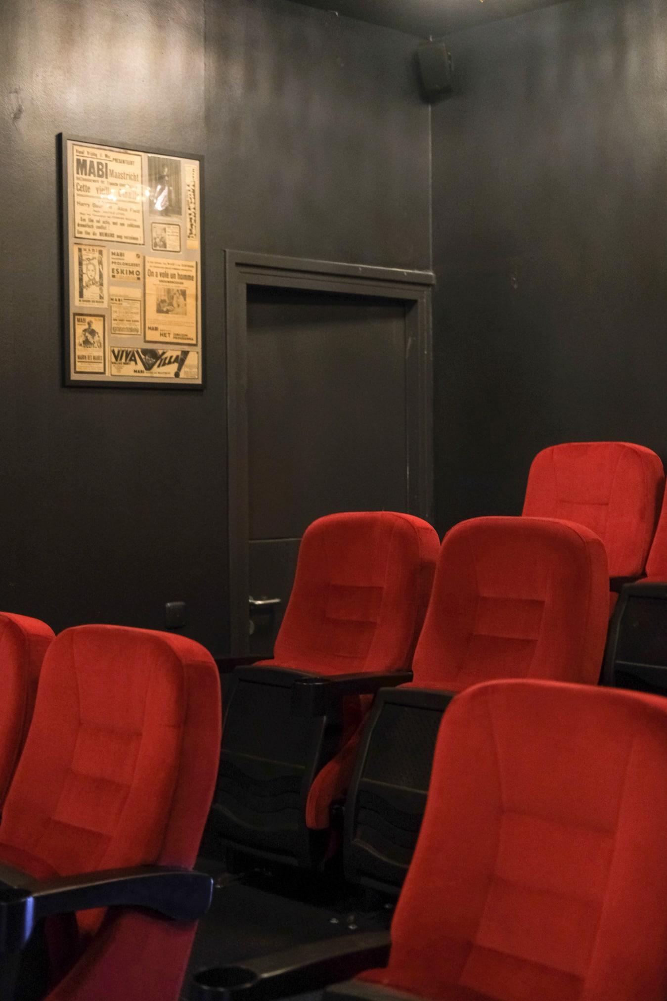 bioscoop in hotel maastricht