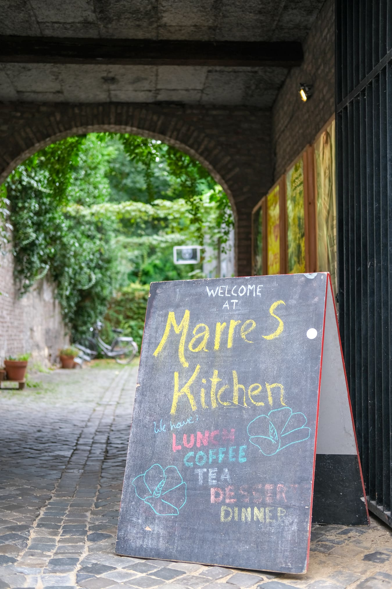 marres kitchen maastricht