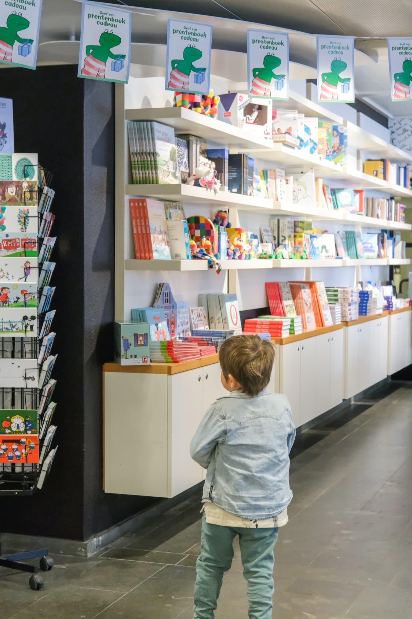 kinderboekenmuseum den haag bezoek