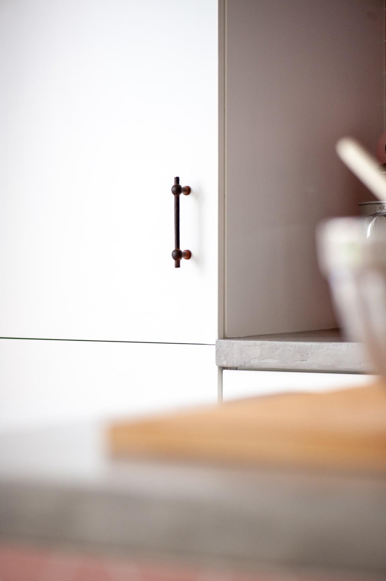 roest handvatten keukenkasten nederland