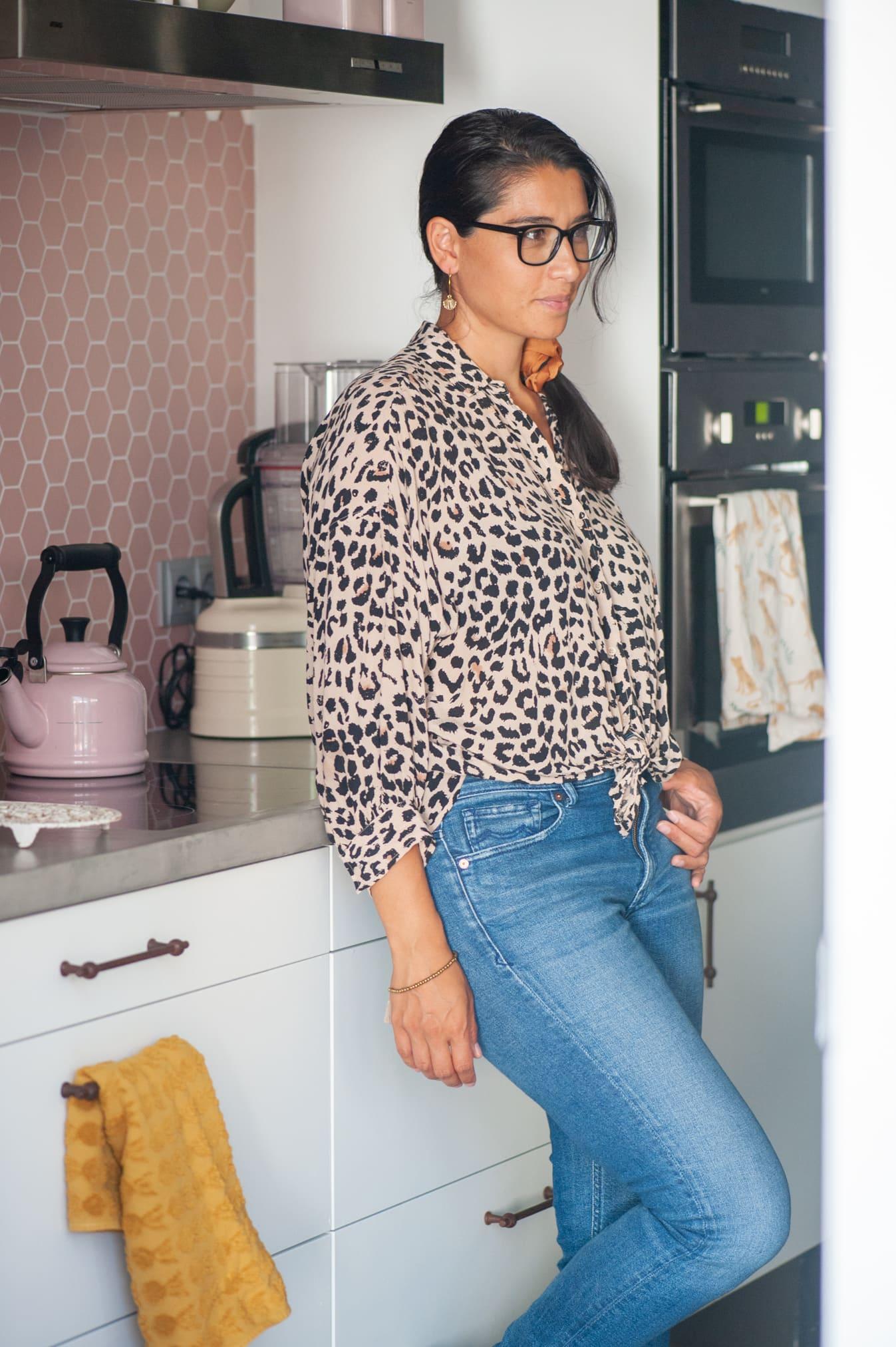interieurblogger in keuken