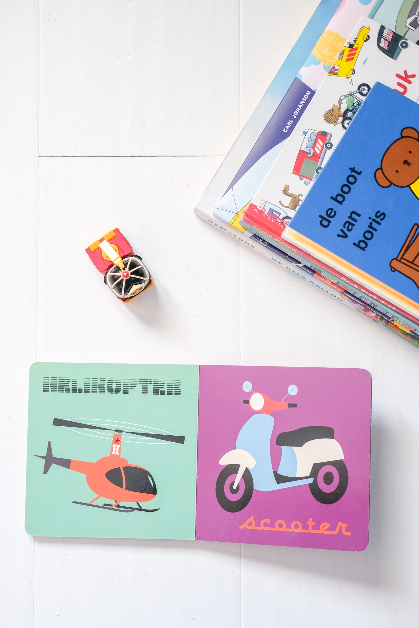 boeken kleuters kinderboekenweek