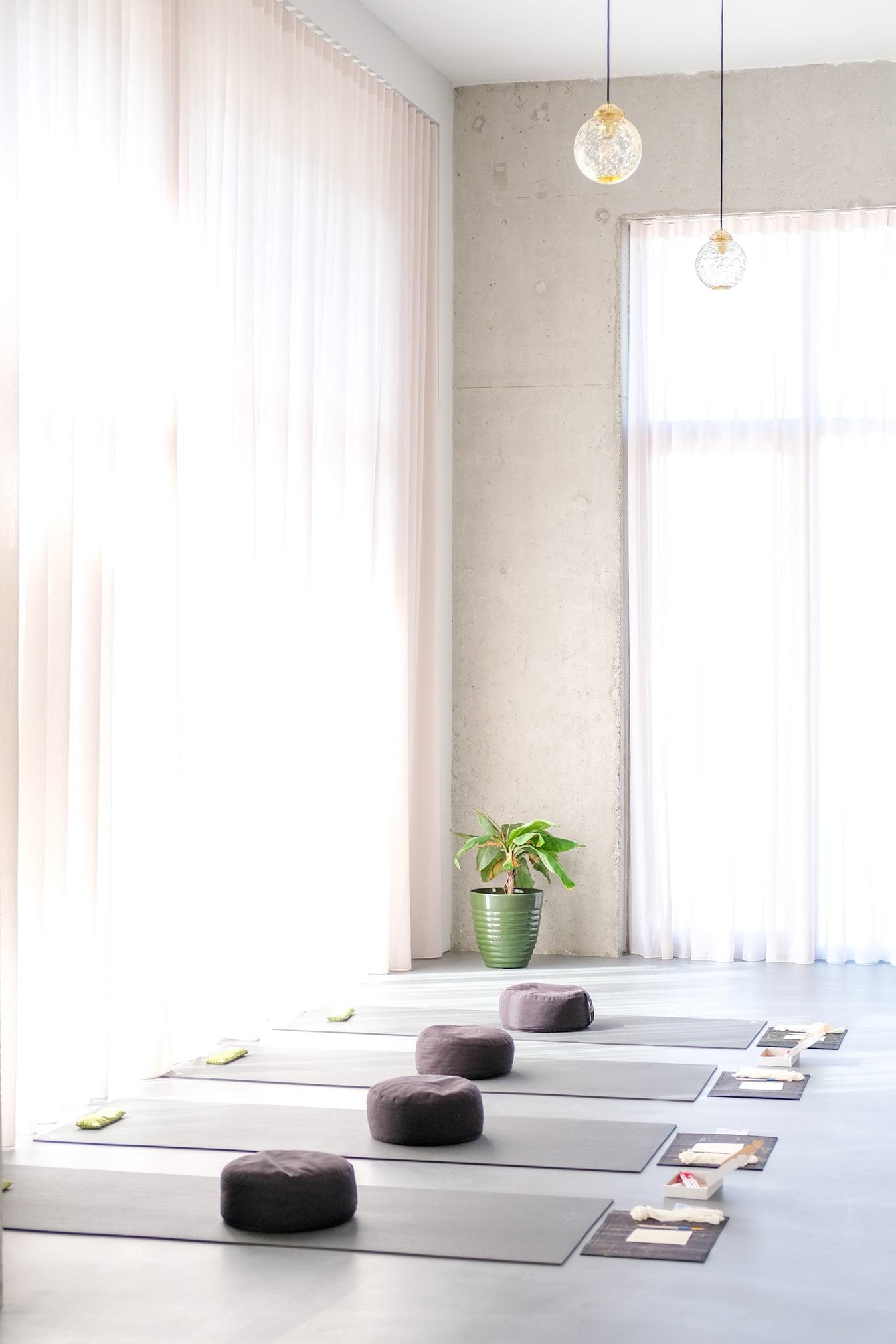 rumah yoga amsterdam noord