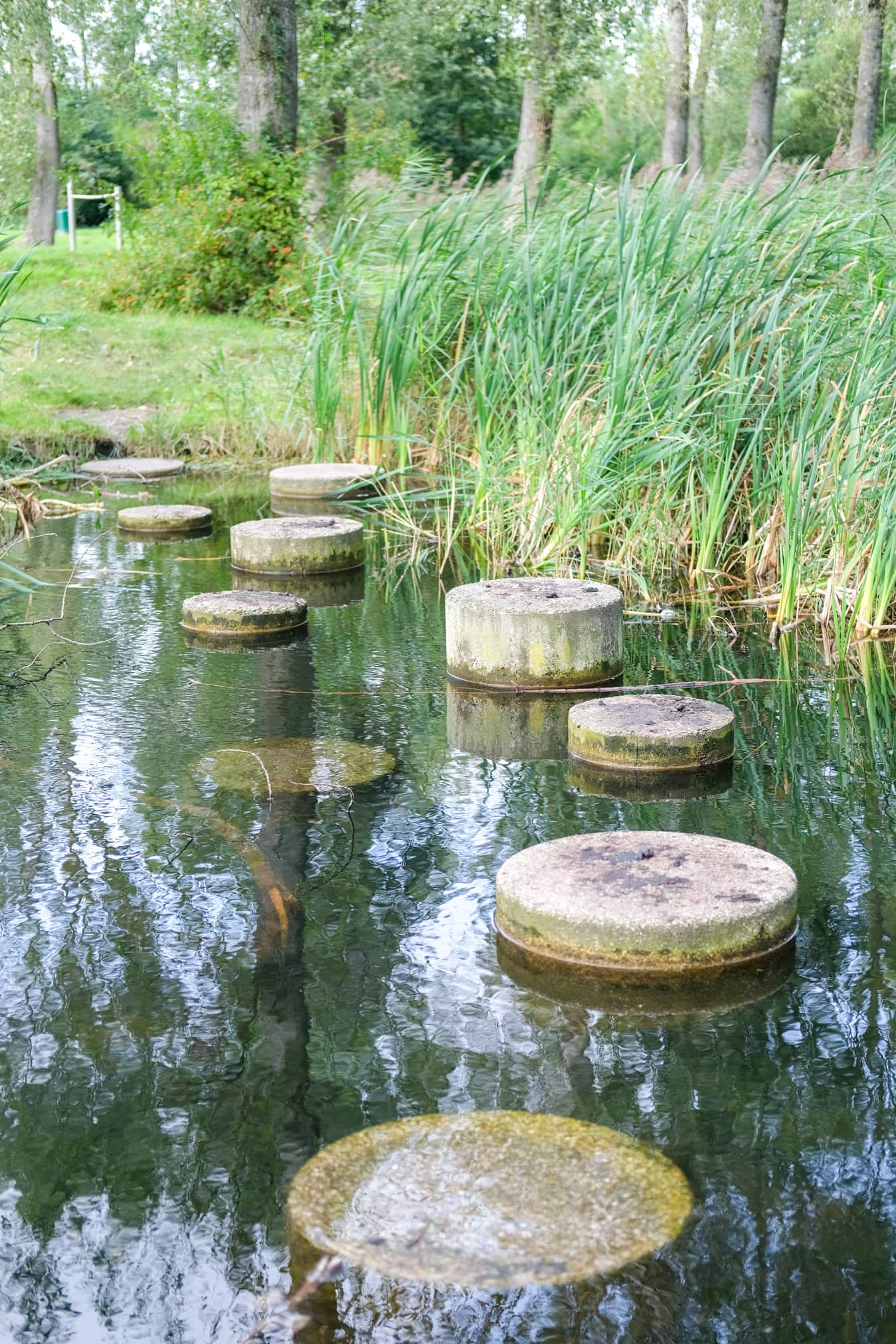stepping stones purmerend