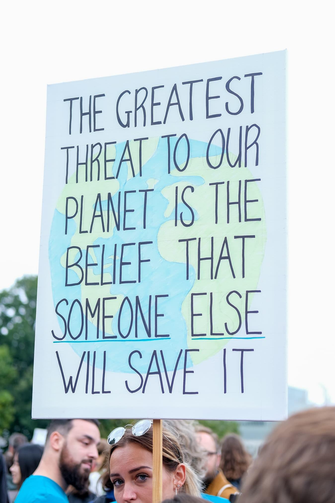 beste slogans klimaatstaking