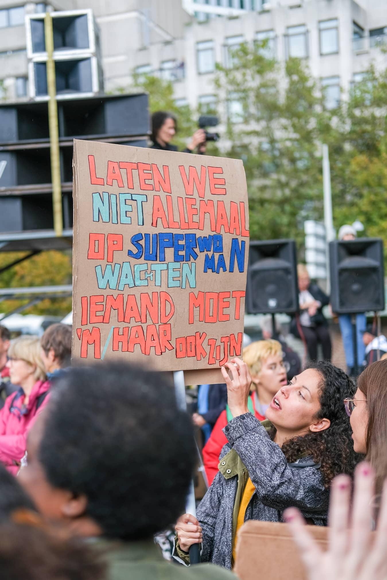 beste klimaatslogans klimaatstaking den haag