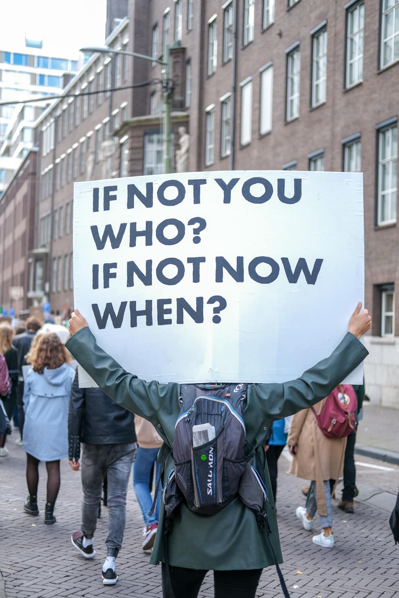 klimaat quotes den haag 2019