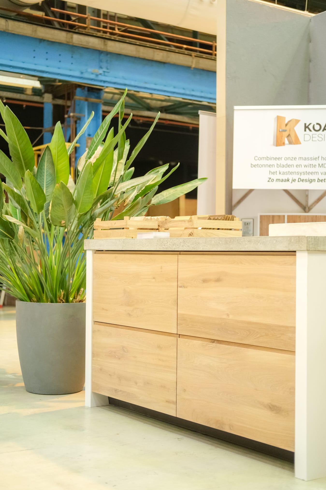 koak design duurzaam keukenkastjes