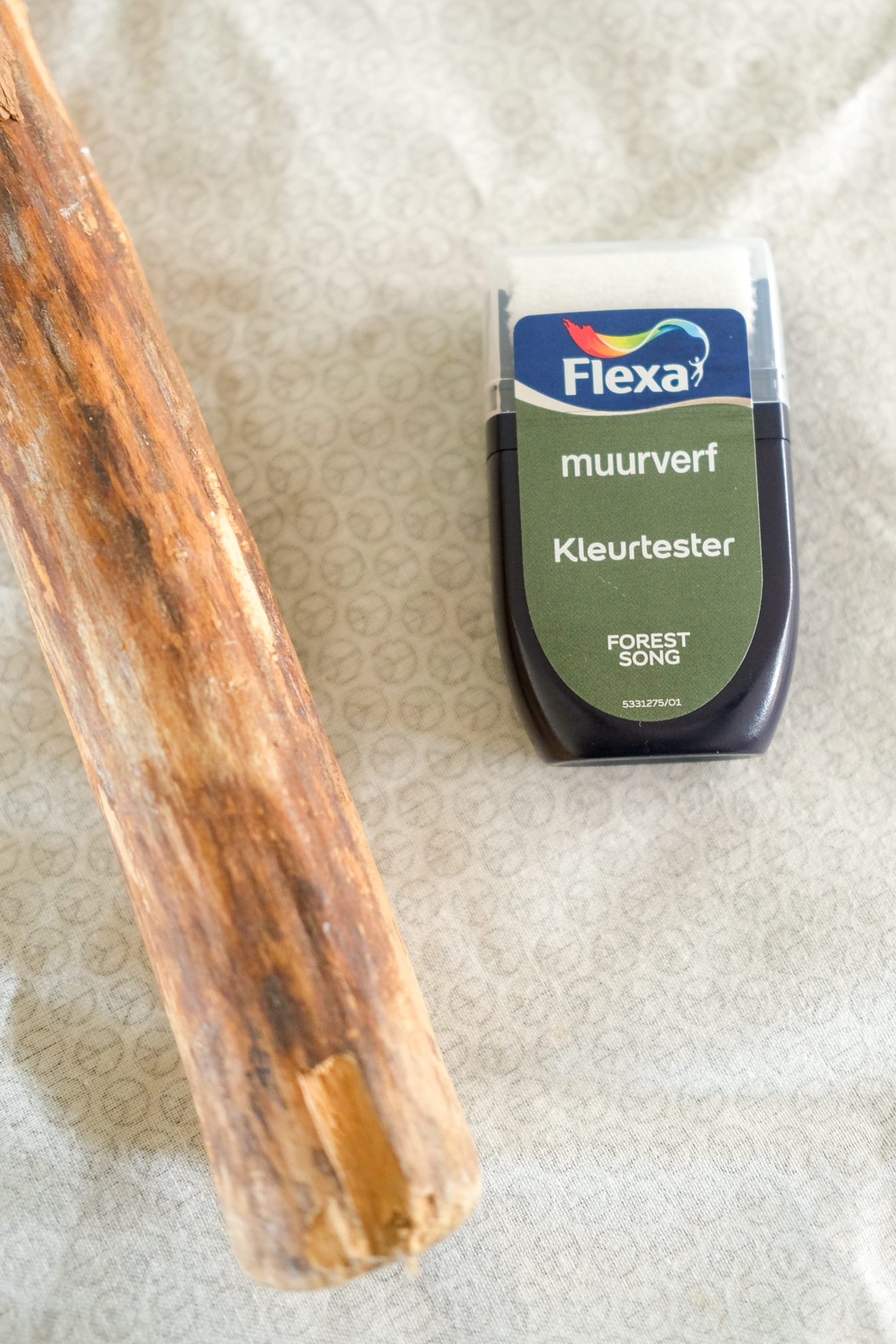 DIY flexa kleurtesters