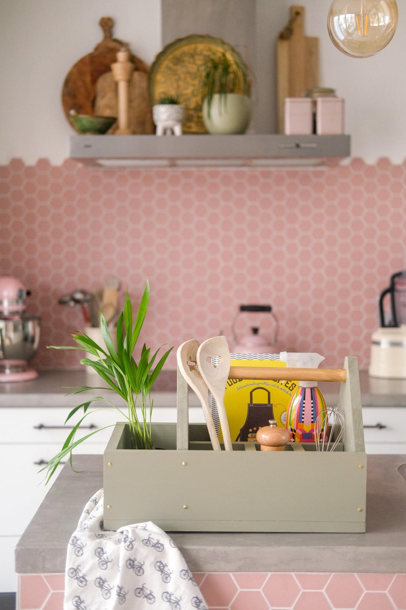 toolbox keuken styling