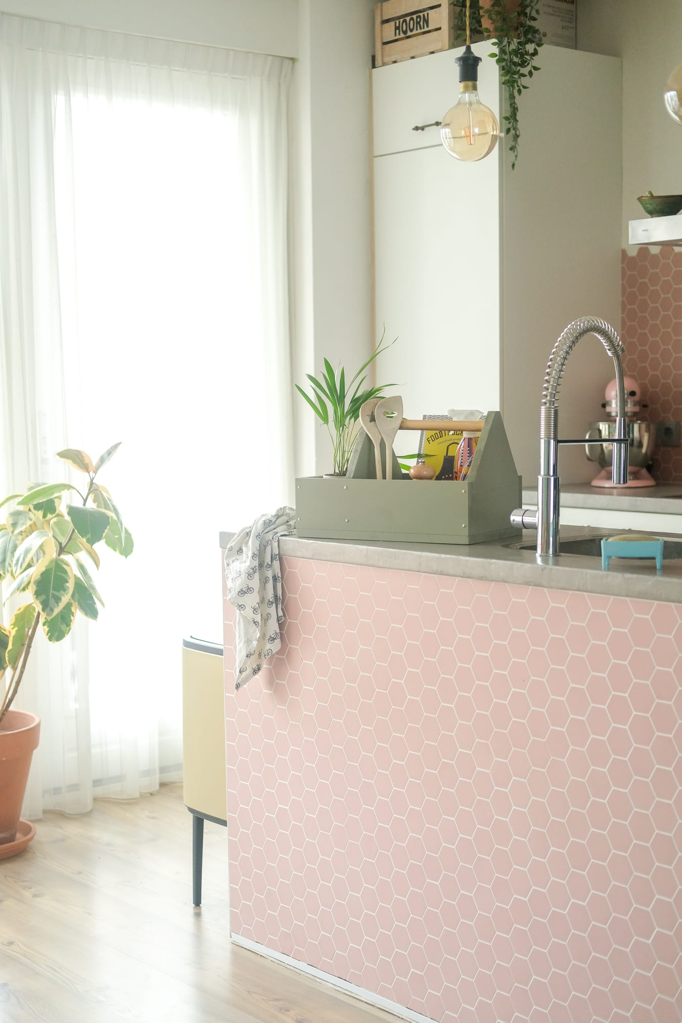 diy toolbox keuken stylen