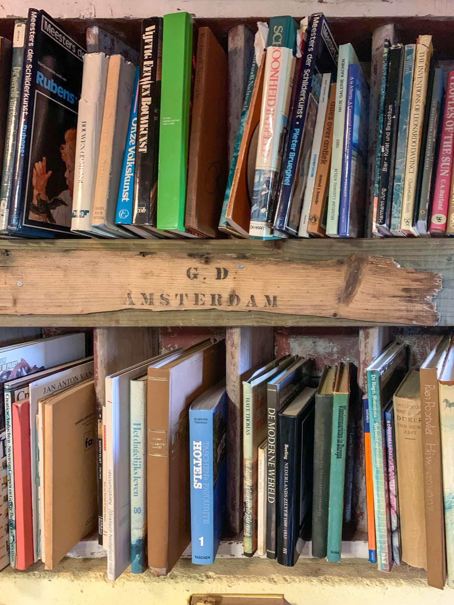 de boekenboer