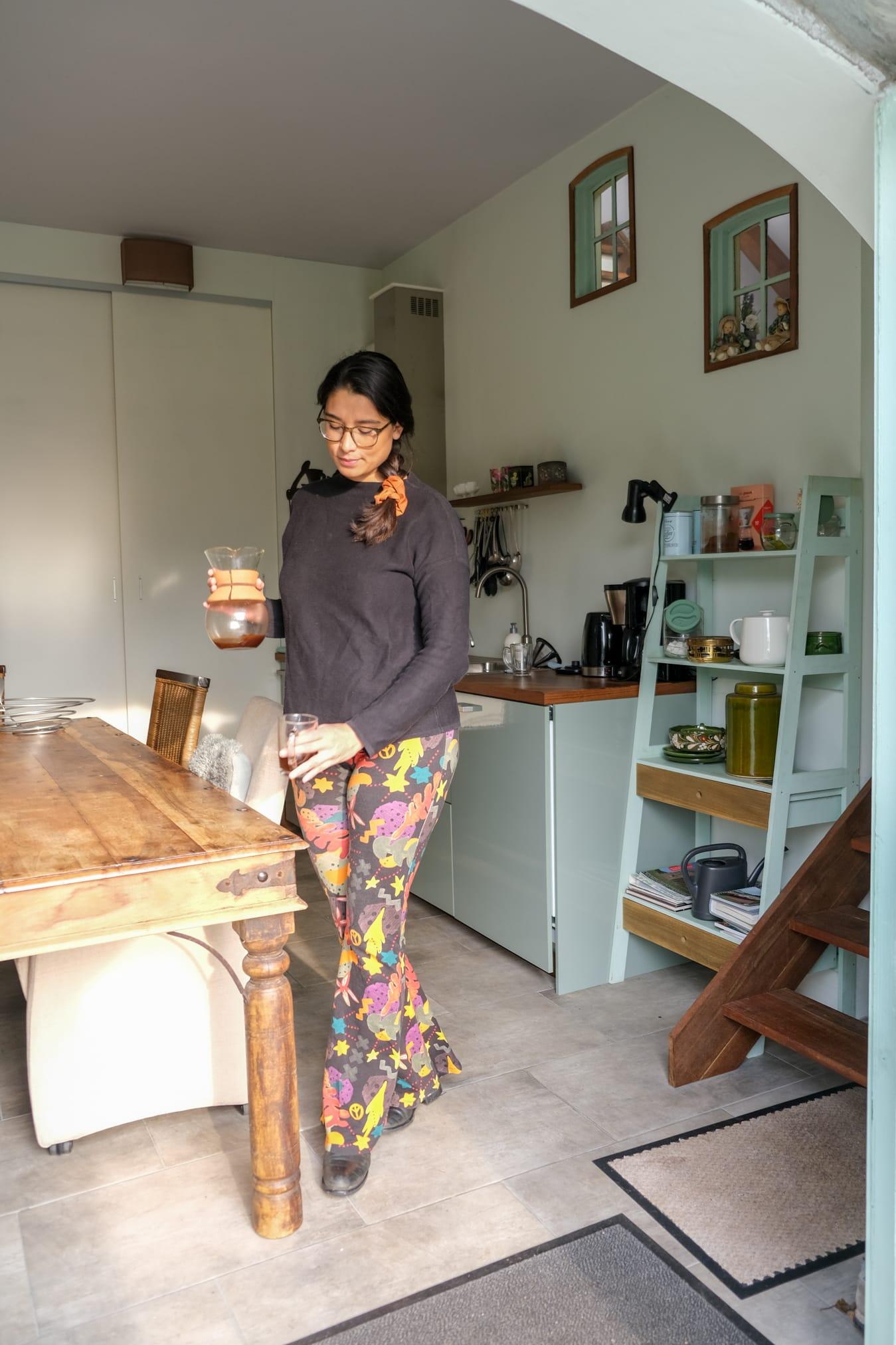 keuken aanwezig natuurhuisjes