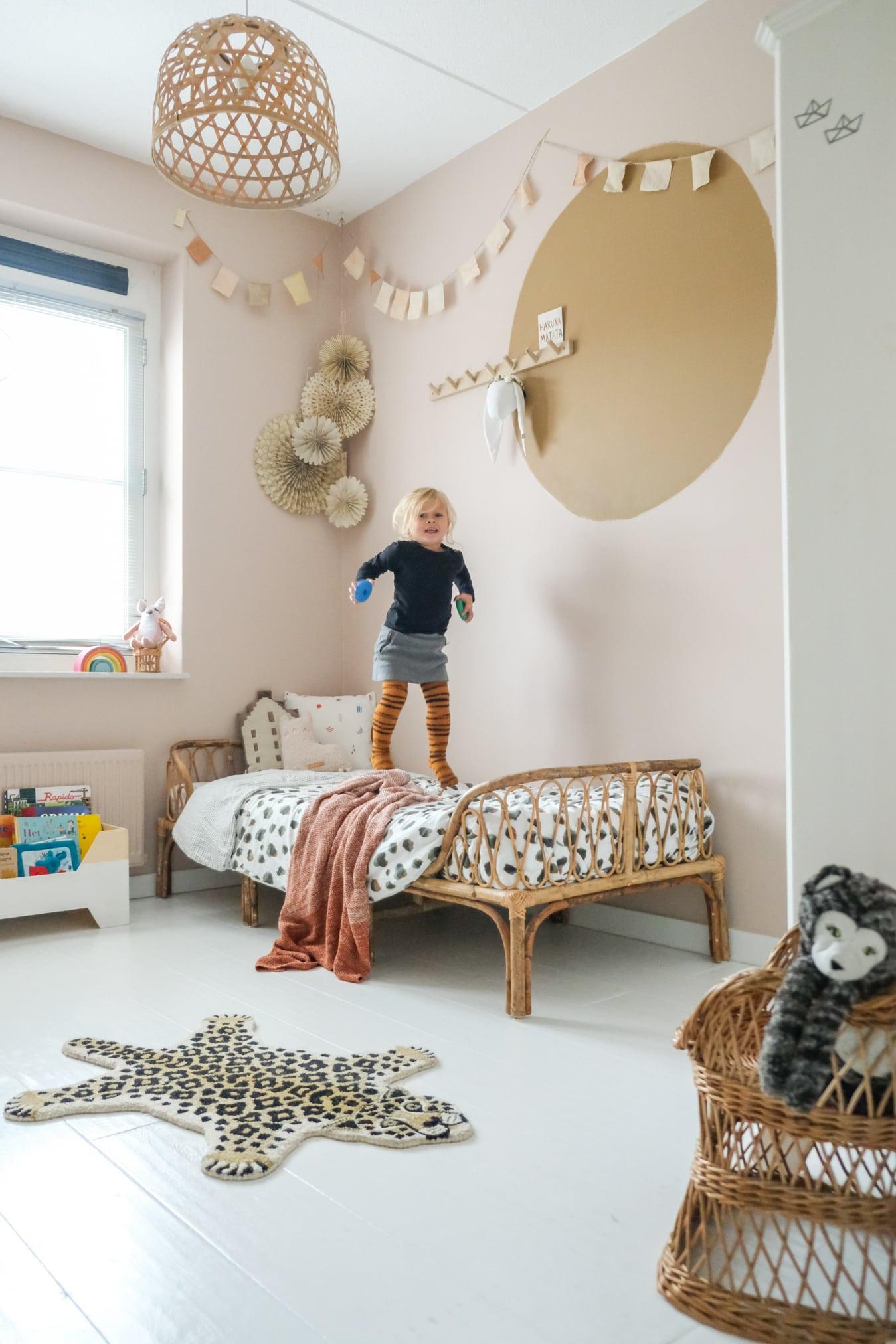speelgoed hout slaapkamer