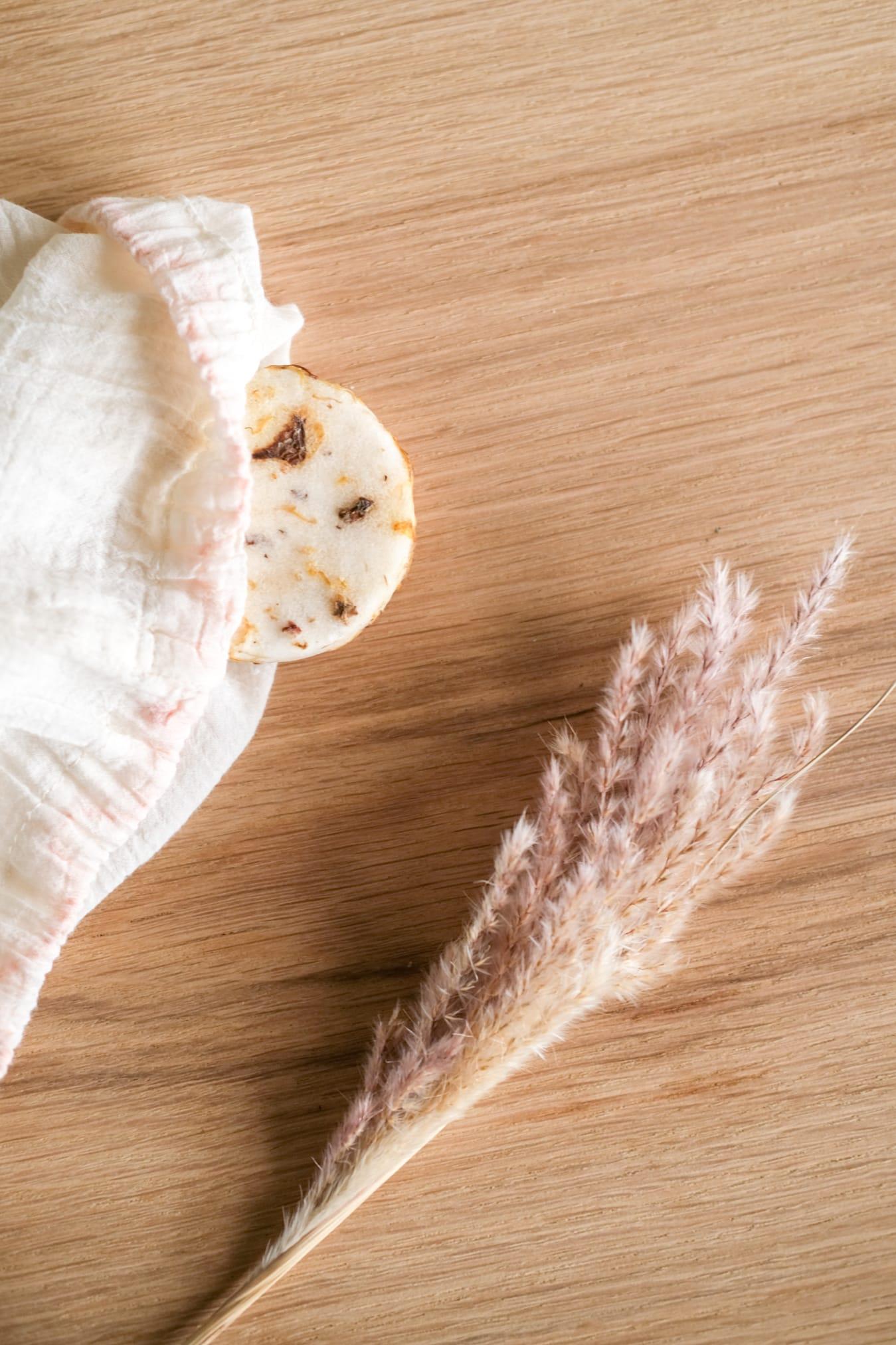 shampoobar bewaren eocologische katoenen zakjes
