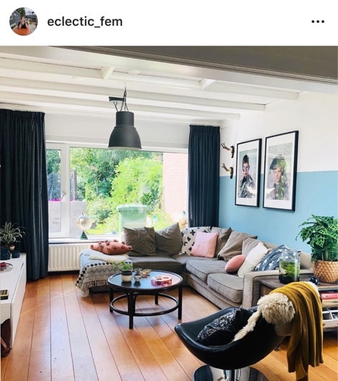 eclectic fem op instagram