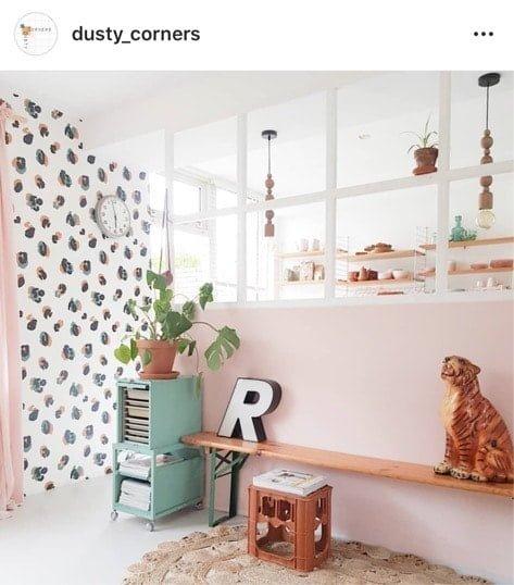 dusty corners instagram