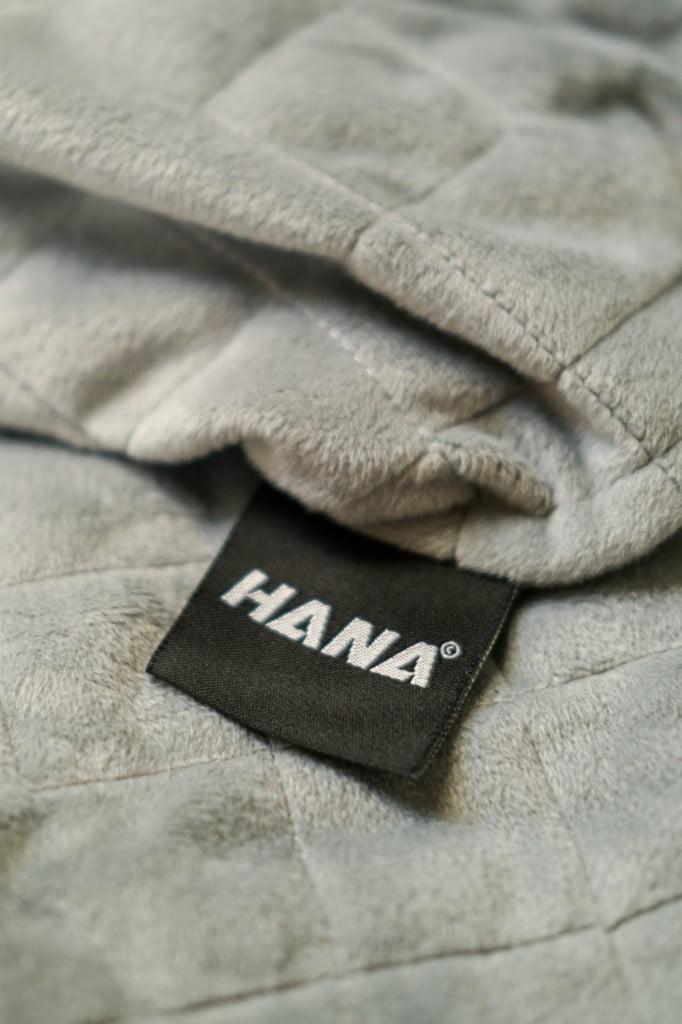 hana verzwaarde deken ervaring