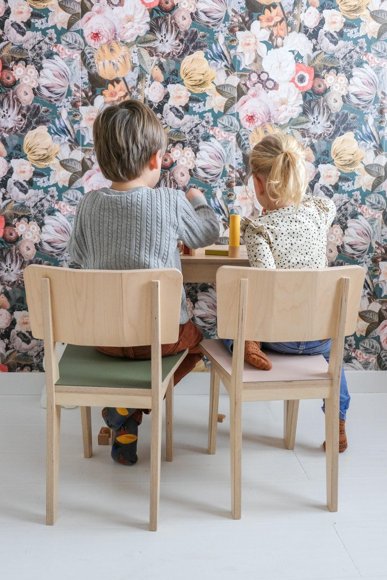peuter kleuter tafel en stoel