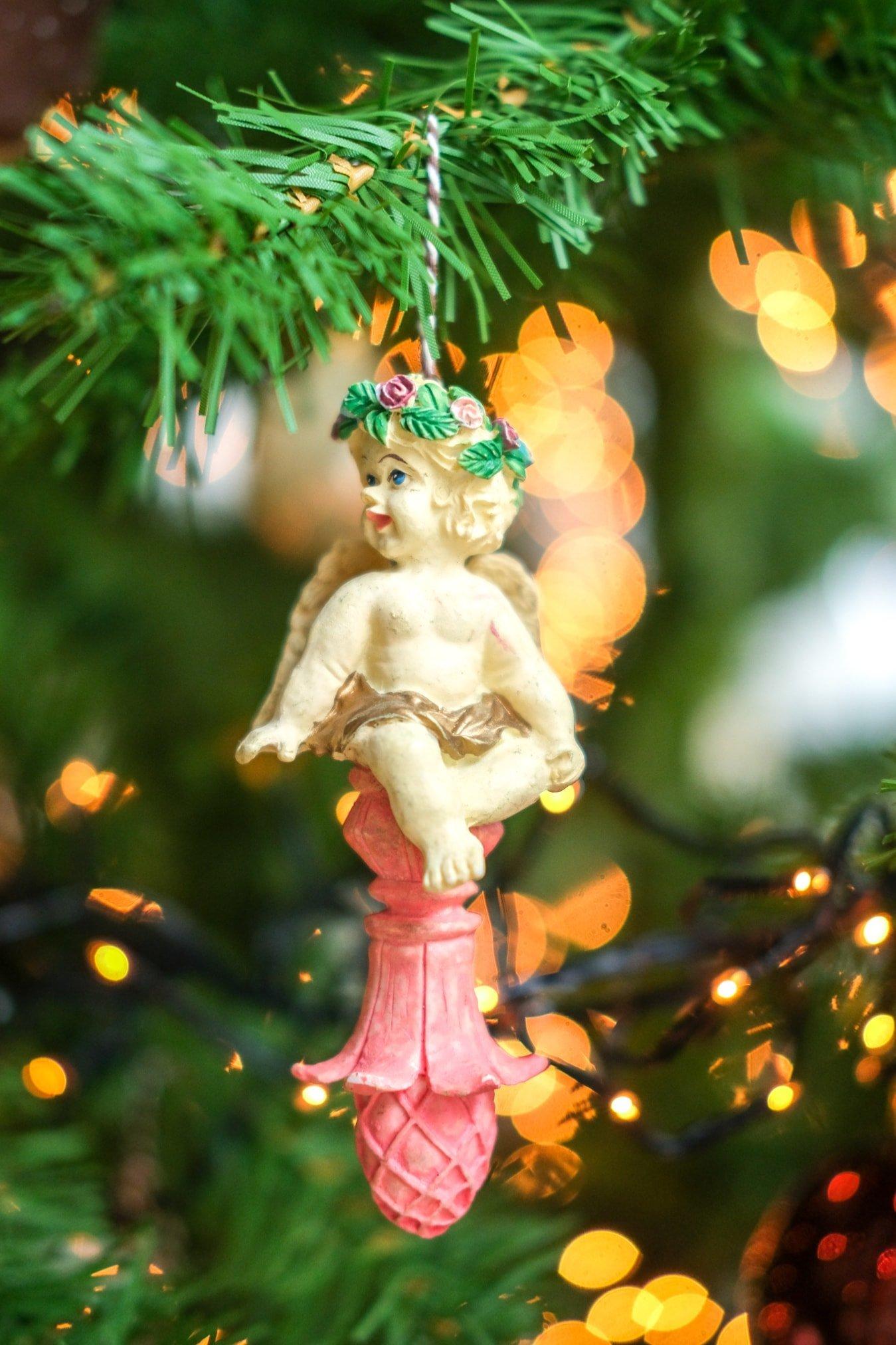 kringloop kerstdecoratie