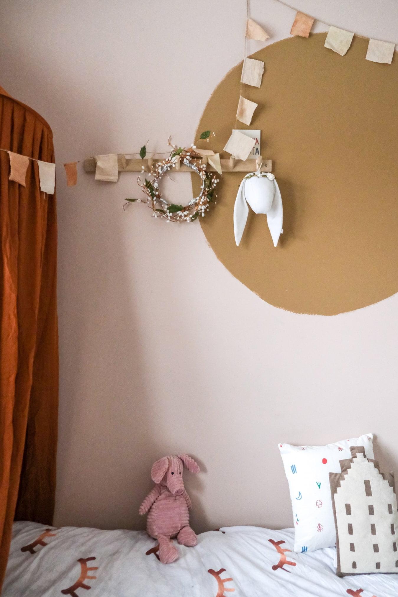kerstversiering babykamer