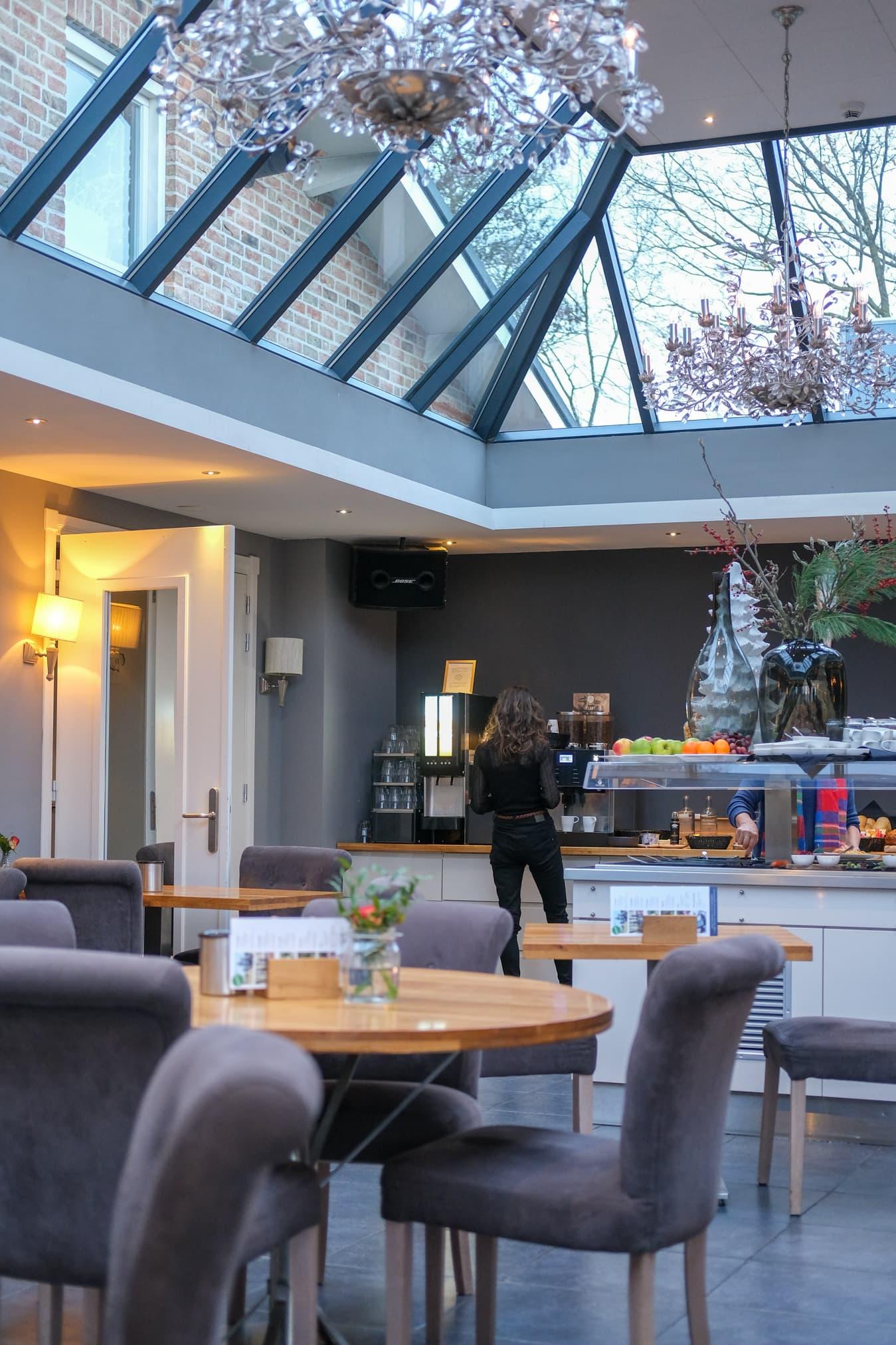 hotel buffet ontbijt limburg