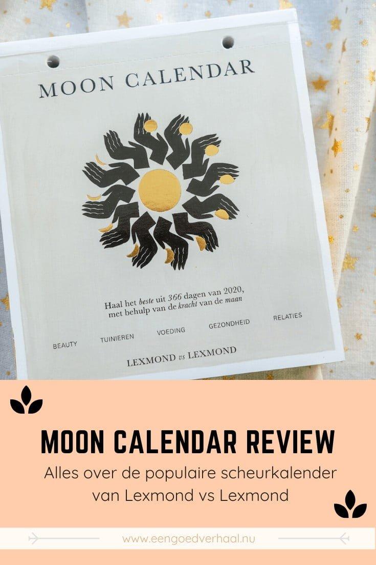 moon calendar review lexmond