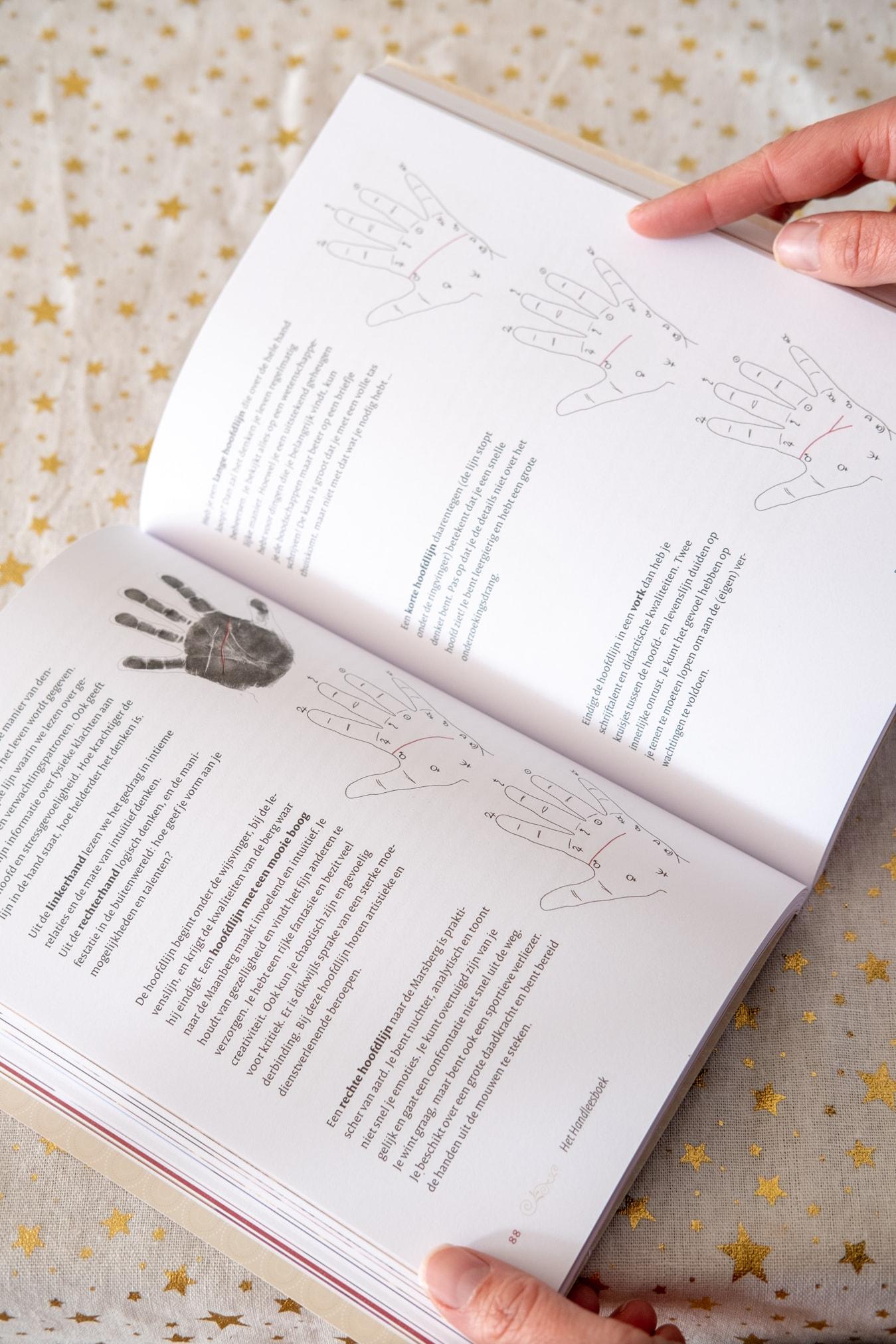 review het handleesboek ellen duim