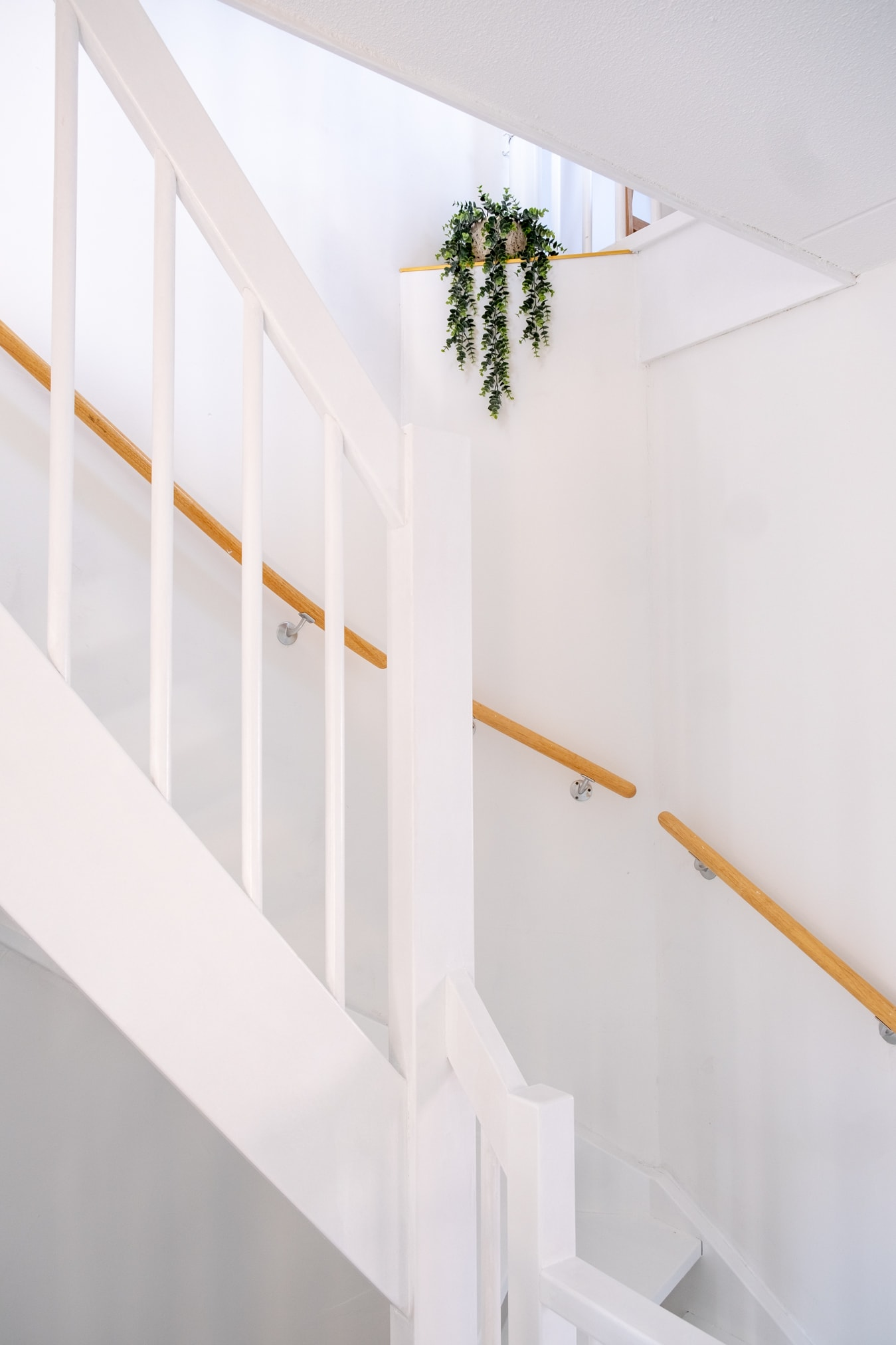 onderkant trap verven anti-slip