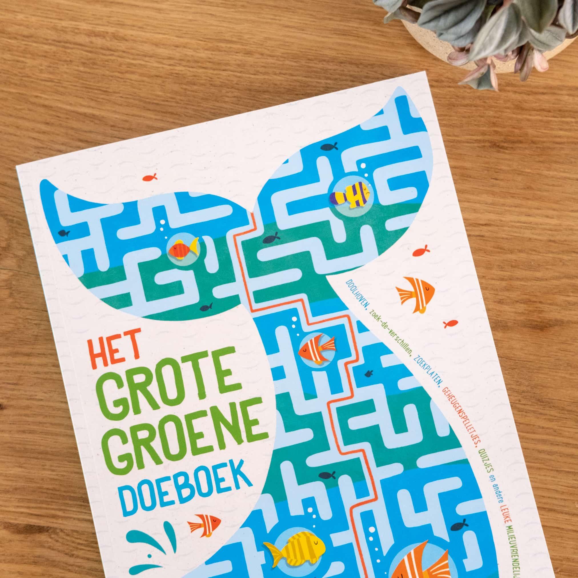 het grote groene doeboek kinderen