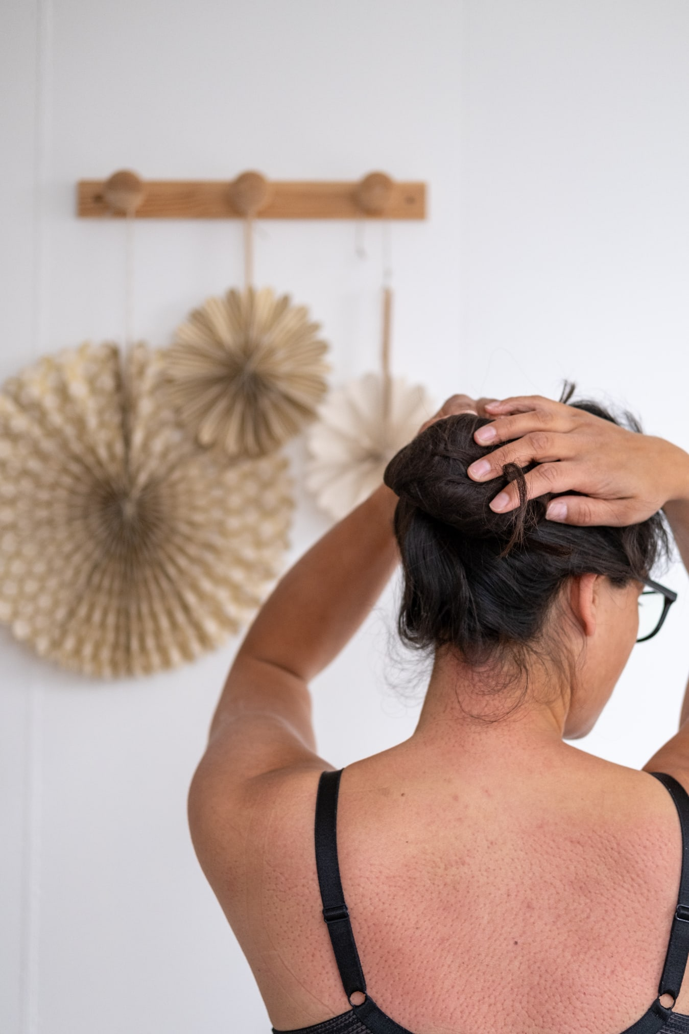 huid na acupressuurmat gebruik