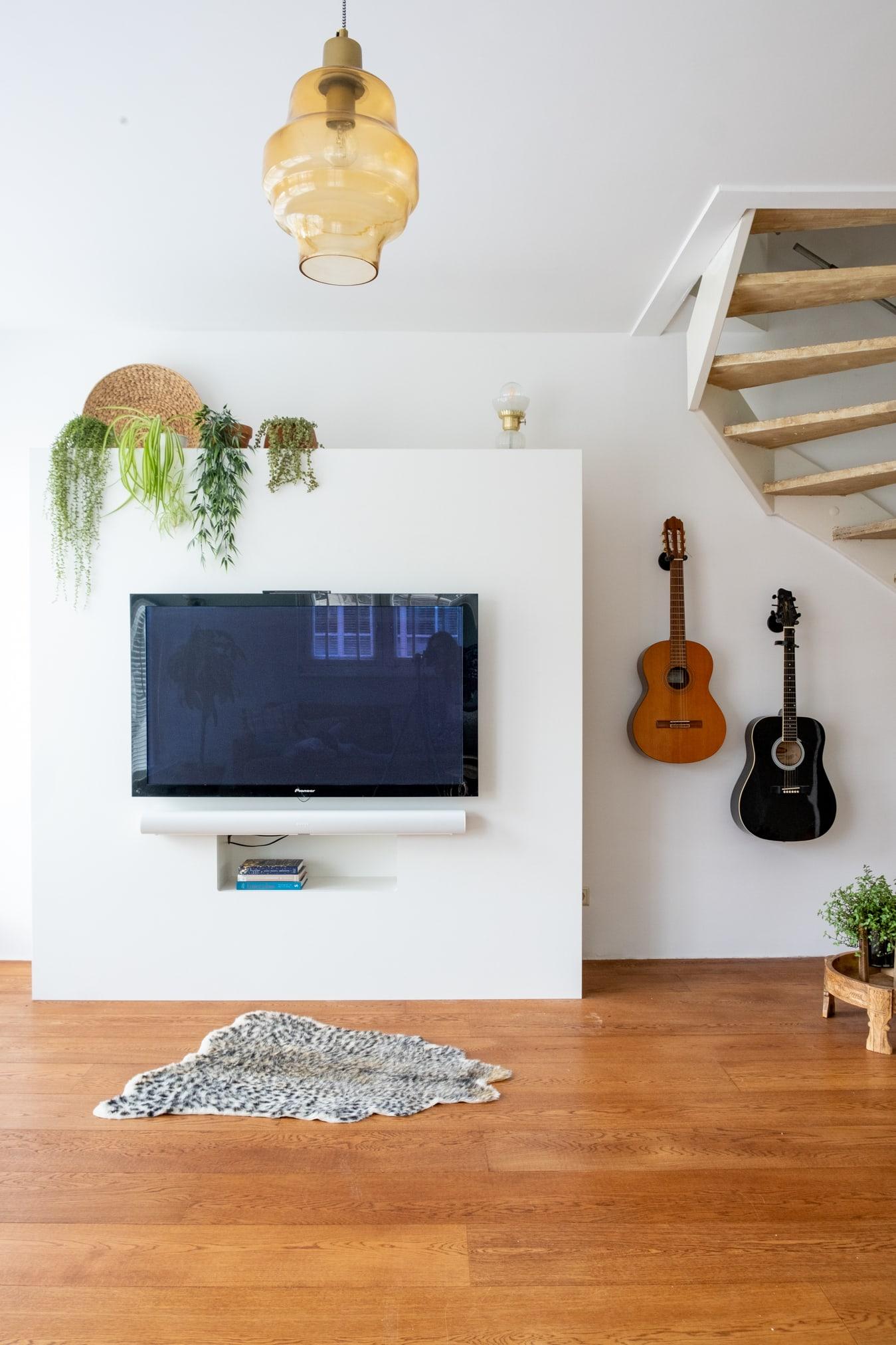 tv-meubel kast op maat gemaakt