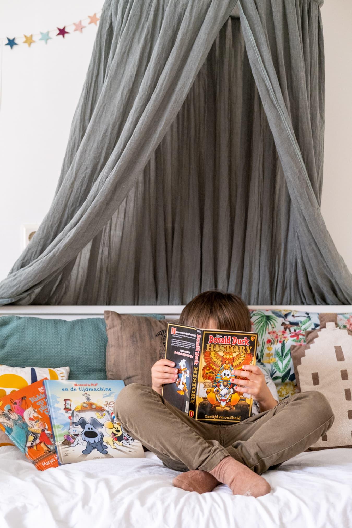 kinderboeken over vroeger