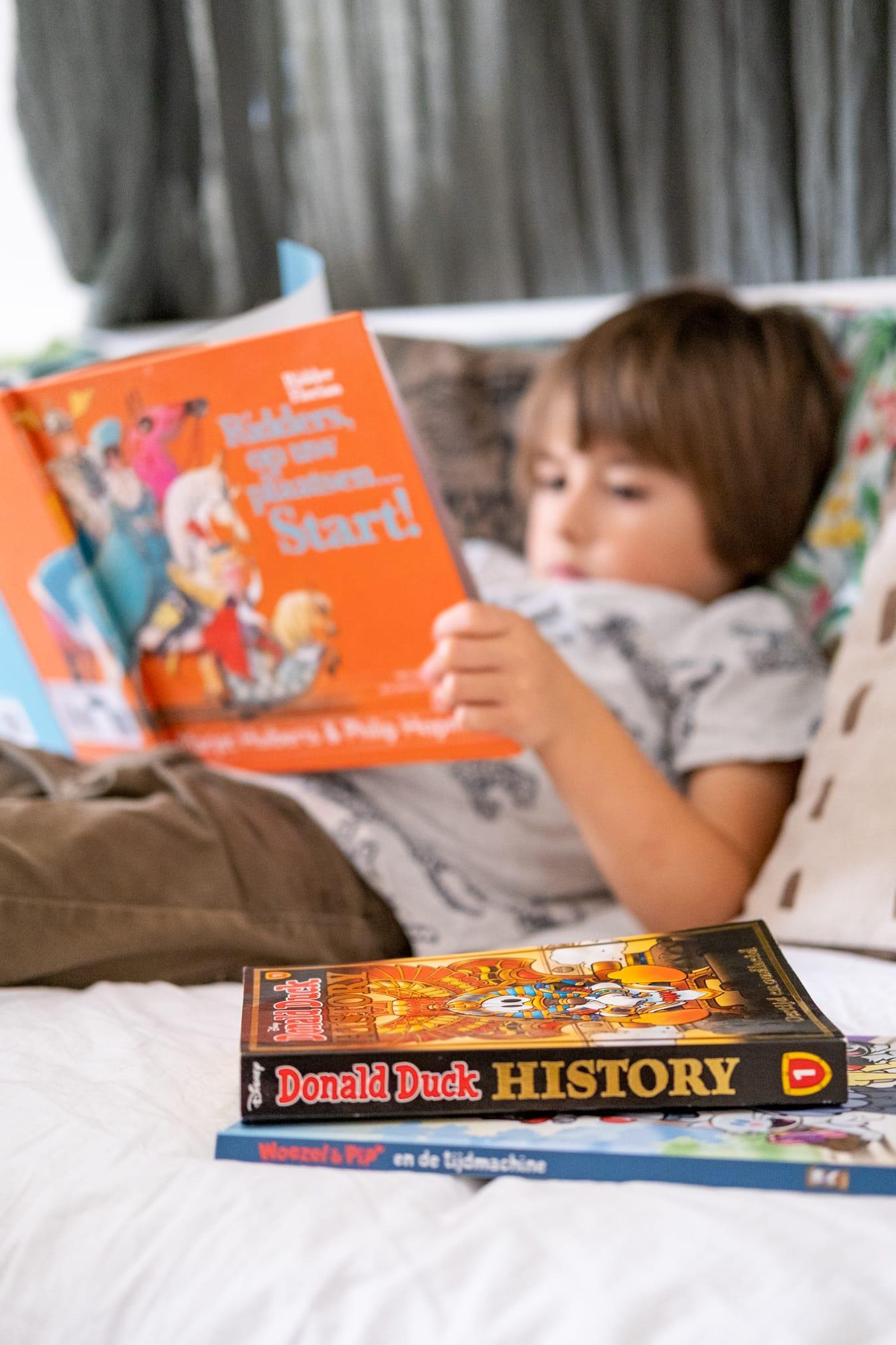 boeken voor kinderboekenweek 2020