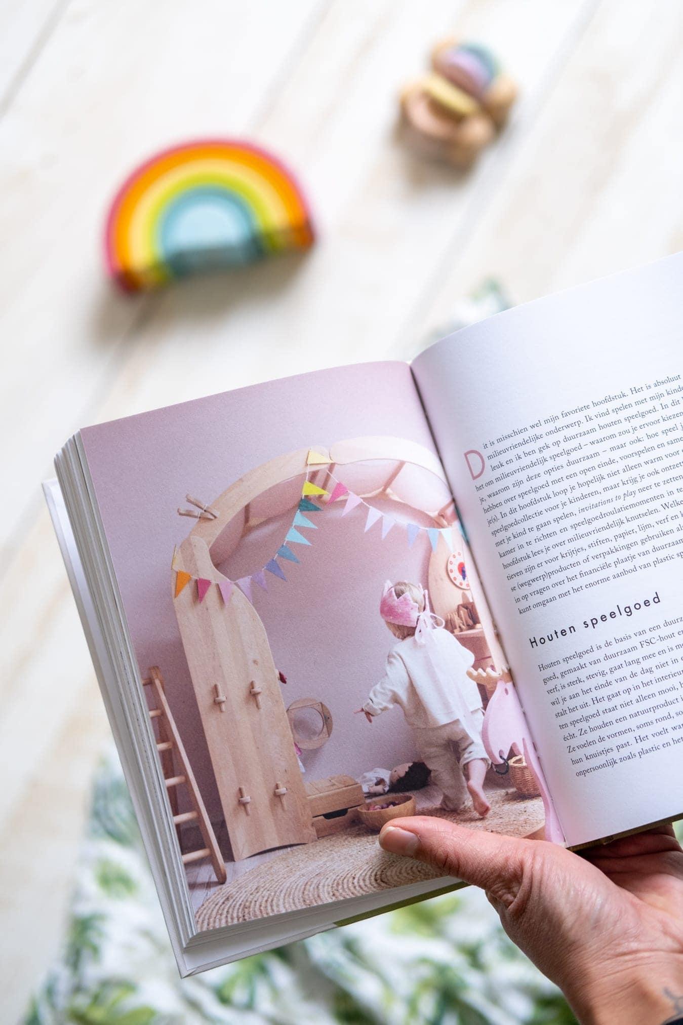 handboek duurzaam jonge ouders