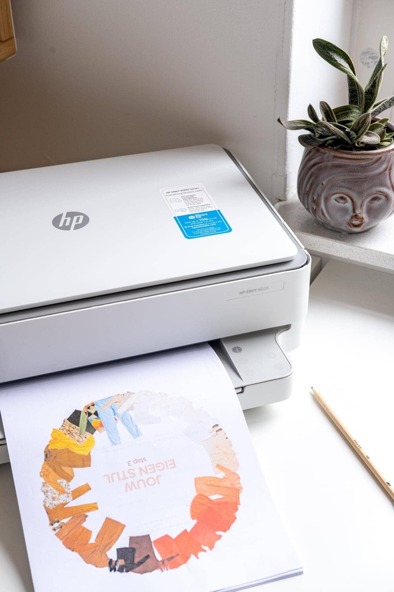 voordelen wifi printer