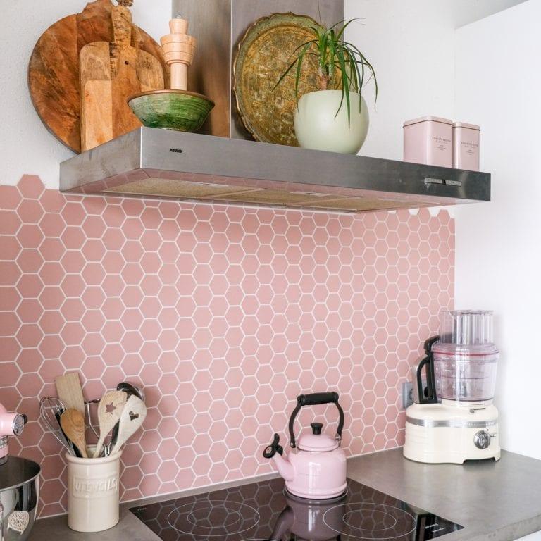 hexagons in huis trend