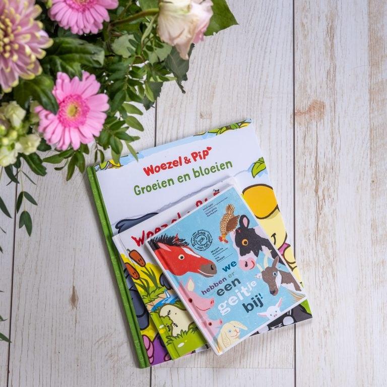 prentenboeken over het voorjaar
